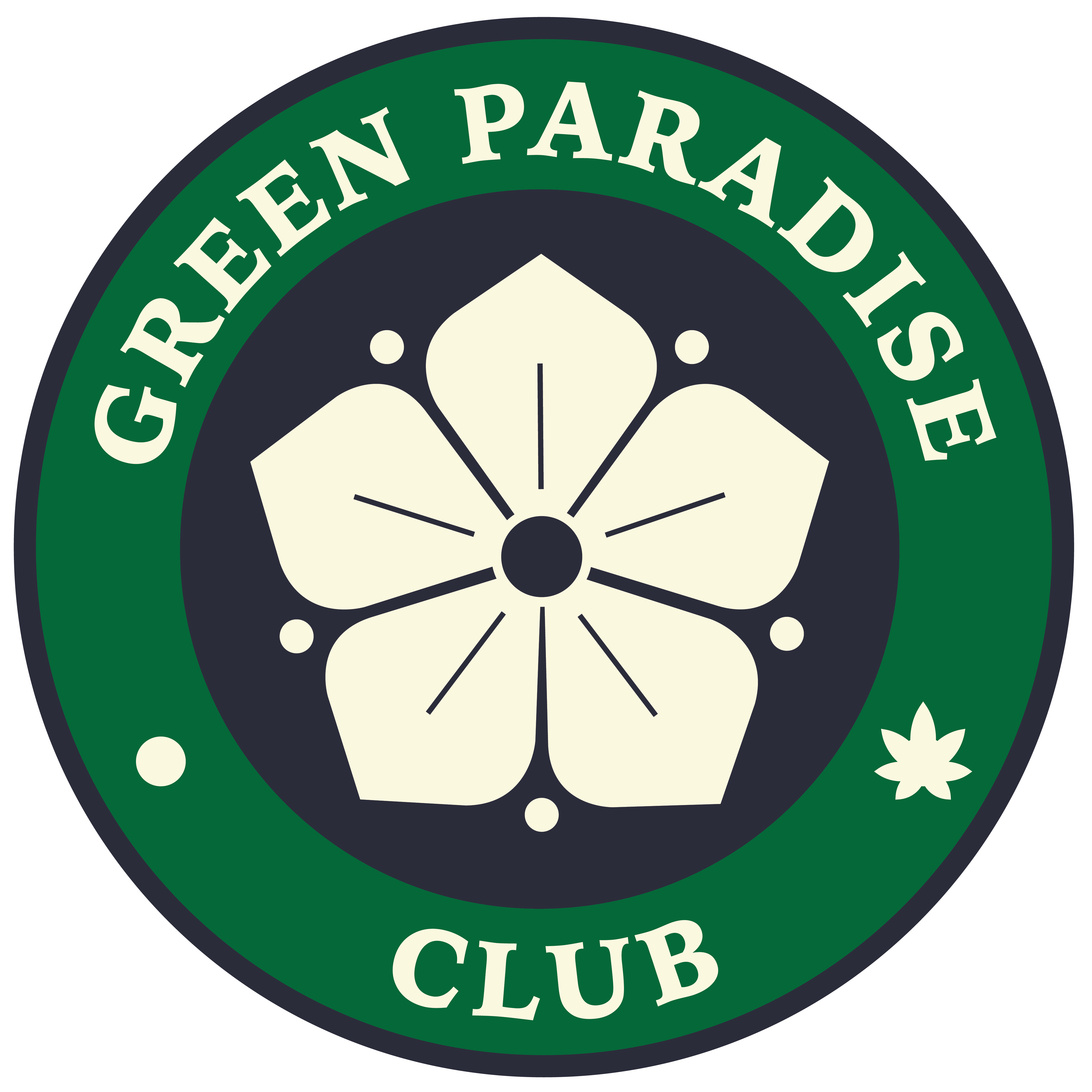 Green Paradise Club Logo